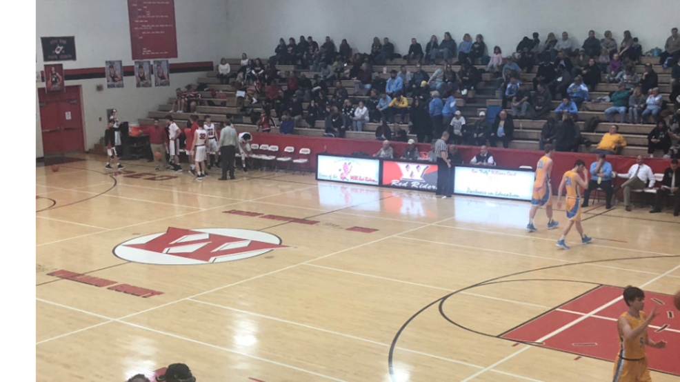 1.22.19 Highlights: Oak Glen vs. Weir High - boys basketball
