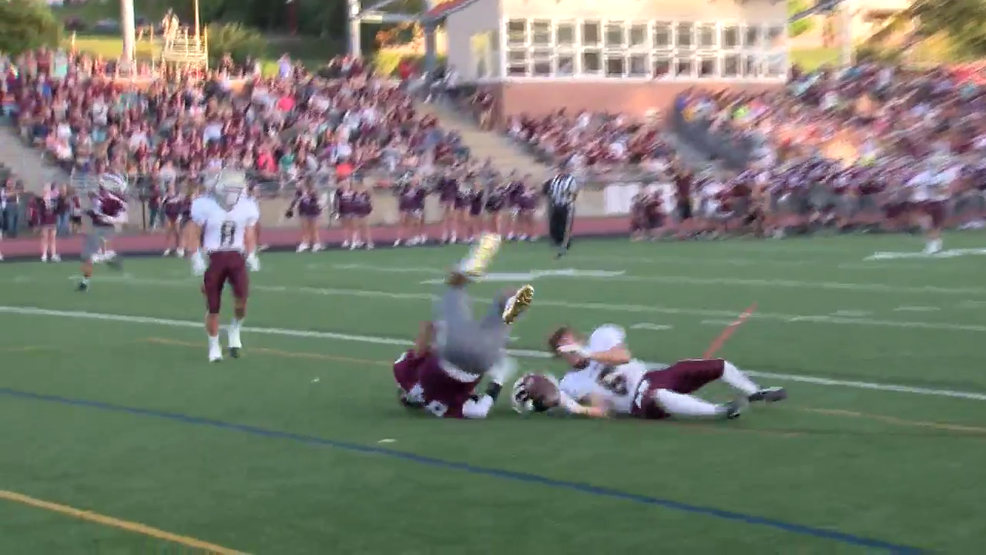 8.29.19 Williamstown vs. Wheeling Central