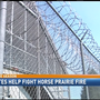 Inmates to help fight fires in Oregon