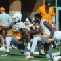 Will Vols receivers impact quarterback battle in Orange and White game?