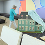 Final touches being put on new children's museum in Jacksonville