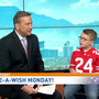 Make-A-Wish Monday: Dotting the 'i' for Ohio State