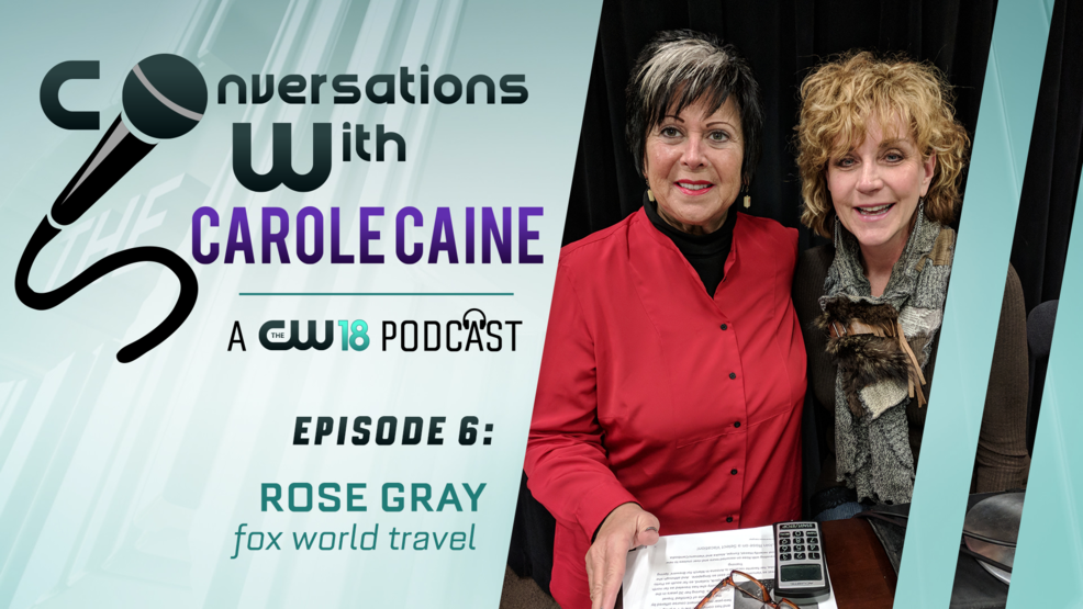 Conversations With Carole Caine | Episode 6: Fox World Travel