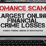 FBI warns of online romance scams