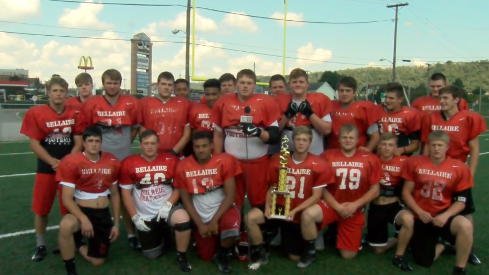 9.4.18 Team of the Week - Bellaire Big Reds