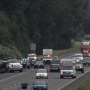 2 lanes of I-5 NB reopened near Woodburn after multiple-vehicle crash involving semi
