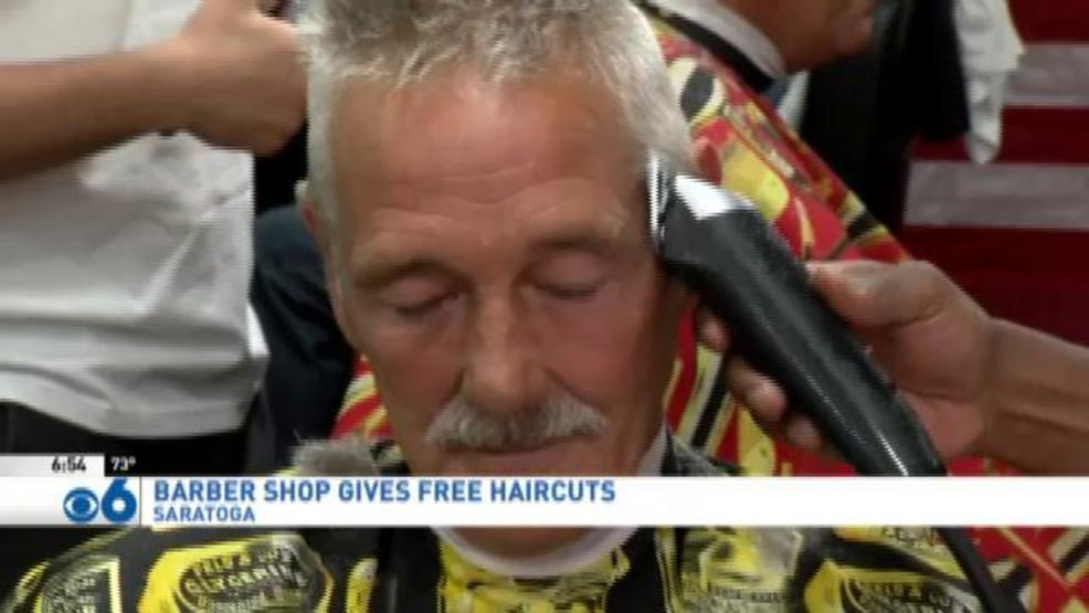 Barber Shop Offers Free Haircuts And A Little Lift Wrgb