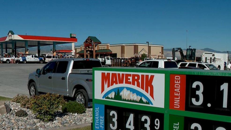 Man stabbed at Maverik gas station in Draper | KUTV