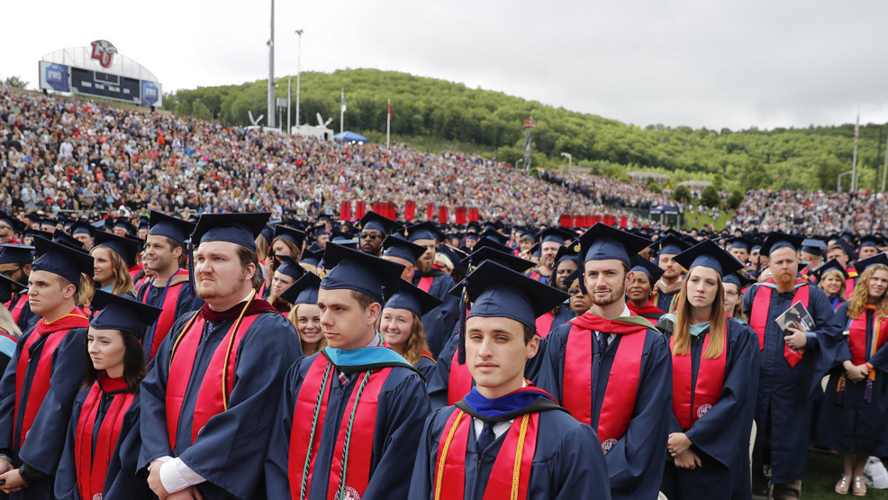 Some Liberty University grads are returning their diplomas ...