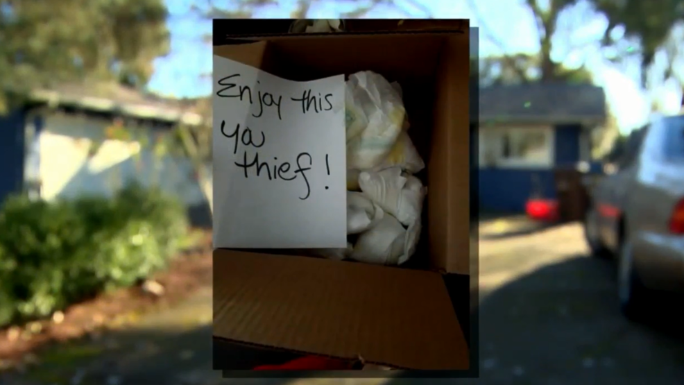 Rip Off Alert Parents Of Newborn Leave Stinky Surprise