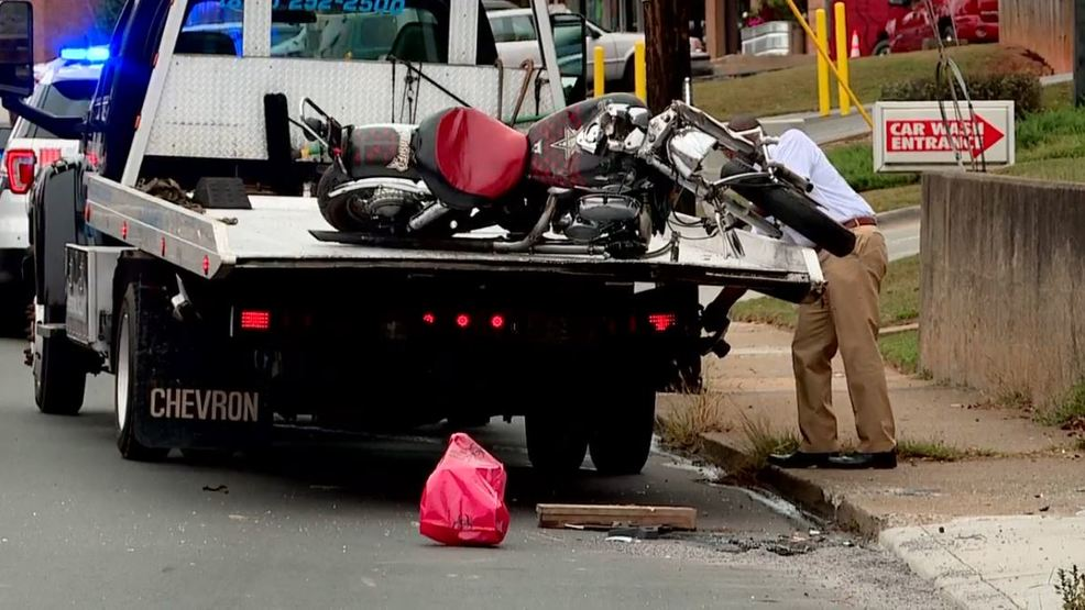 Motorcycle driver dies after weekend crash on Patton Avenue in Asheville