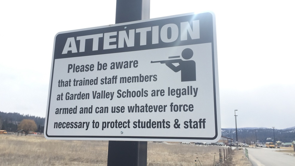 The Garden Valley School Gun Policy 5 Years Later | KBOI