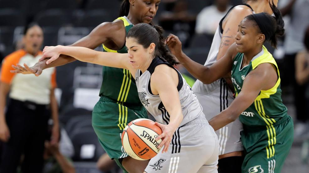 Kelsey Plum returns to Seattle after rough start as a pro