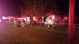 TFD responds to house fire in north Tulsa