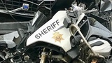 Washington County Sheriff's Office motorcycle deputy seriously injured in crash