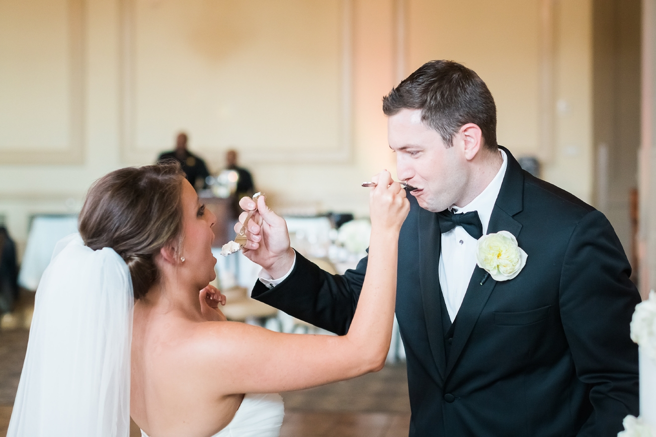 And then they danced the night away at their beautiful ceremony. (Don Mears Photography)