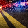 Pedestrian laying in road hit, killed on California Avenue
