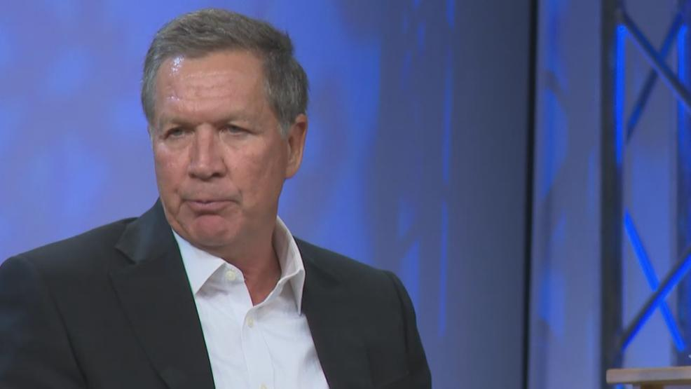 Kasich appeared on CNN State of The Union and  expressed he has no confidence in Congress and doesn't believe they are up for the task in of reforming gun laws and they need to wake up and do something. (AP){&amp;nbsp;}<p></p>
