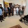 'Hamilton' cast visits George H.W. Bush for 'special performance'