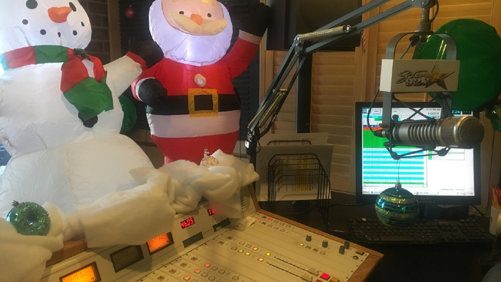 Local radio station has listeners saying 'Christmas music already ...