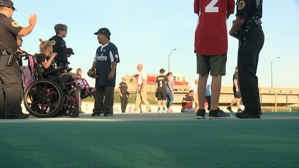 Miracle League All-Star Game Provides Victory For All