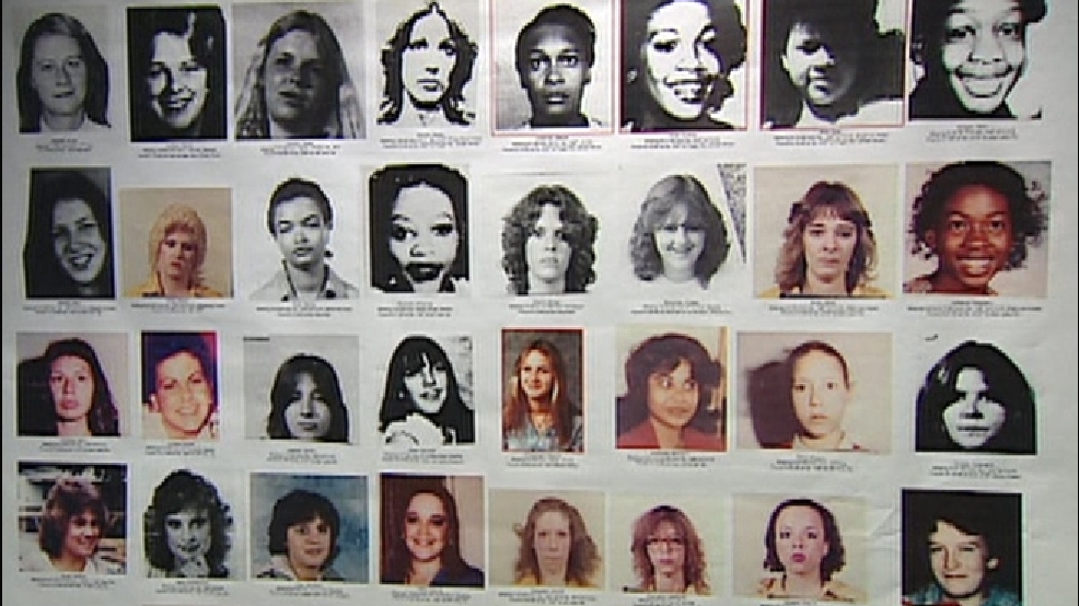 Victims green river pictures killer