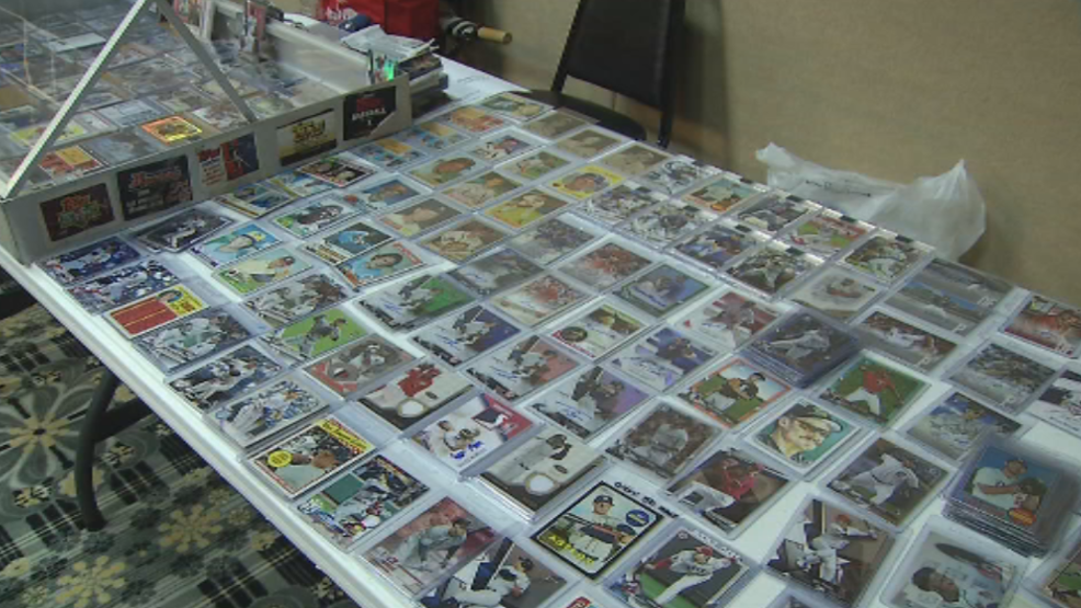 Springfield Sports Card Show Keeping The Hobby Alive Wrsp