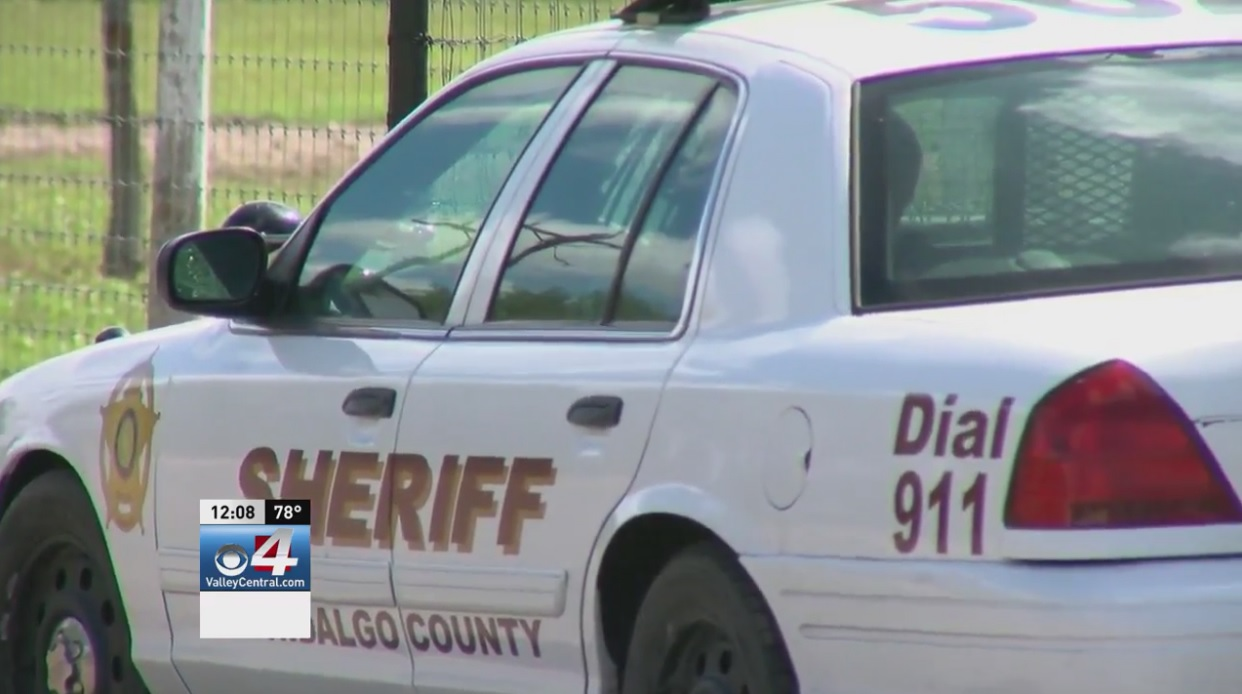 The Hidalgo County Sheriff's Office executed a search warrant Wednesday north of Mission, where deputies found a body.