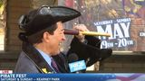 Jim previews the Fresno Pirate Festival - Arrr!