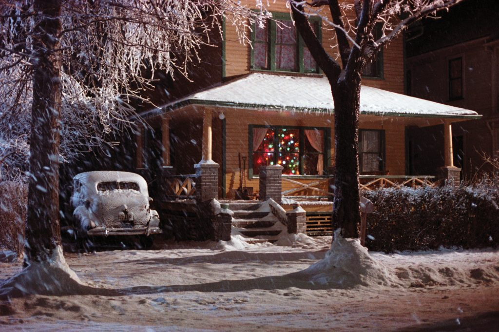 'A Christmas Story' is a popular holiday film that was shot in Cleveland and released in 1983, but the story of Ralphie Parker and his holiday tribulations was actually set in a fictional Indiana town during the 1940s. / Image courtesy of Turner Entertainment via A Christmas Story House & Museum // Published: 12.8.18