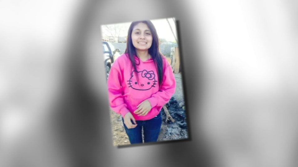 Julian Martinez is accused of killing Amanda Acosta (seen in photo) in March of 2016 (Photo: SBG San Antonio)