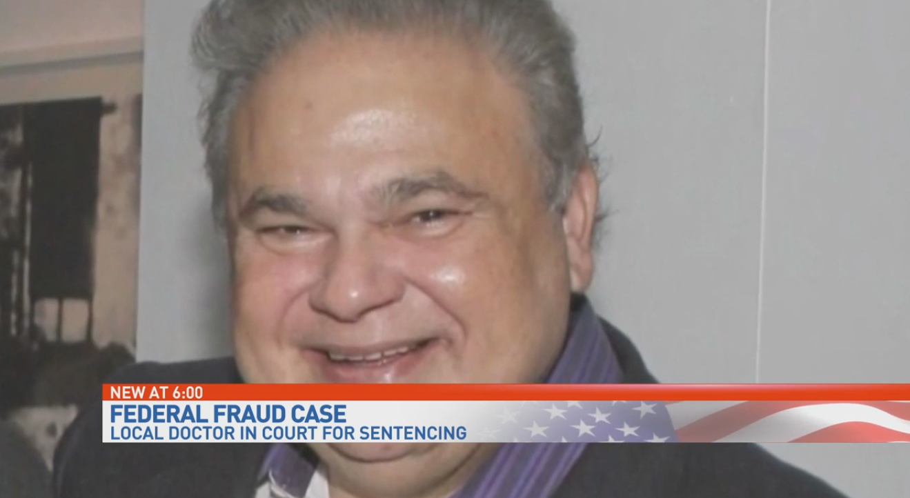 Former eye doctor faces 30 years as sentencing in fraud case moves forward. (WPEC)