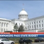 Lawmakers pass Alabama state budget