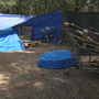 Homeowners run into road blocks after homeless camp pops up next to N. Austin neighborhood