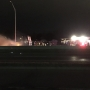 Lanes reopen after semi catches fire on I-44 near Highway 75