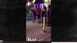 VIDEO: 'Cash me ousside' girl gets caught outside in bar fight