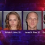 Four fugitives rounded up on multiple warrants