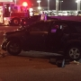 Police chase ends, driver crashes in Midwest City