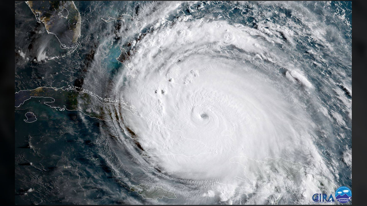 Hurricane Irma - A Cape Verde hurricane that formed south of the Cabo Verde Islands on August 30. The storm quickly became a major category 3 hurricane on August 31 as it slowly moved across the Atlantic. Irma became a Category 5 hurricane on September 5 and caused catastrophic damage on several Caribbean islands in the Lesser Antilles, and major damage to several other Caribbean islands. It made landfall in the US as a category 4 storm in the Florida Keys on September 10, with tropical storm force winds and storm surge hitting the Charleston area on September 11. (MGN)