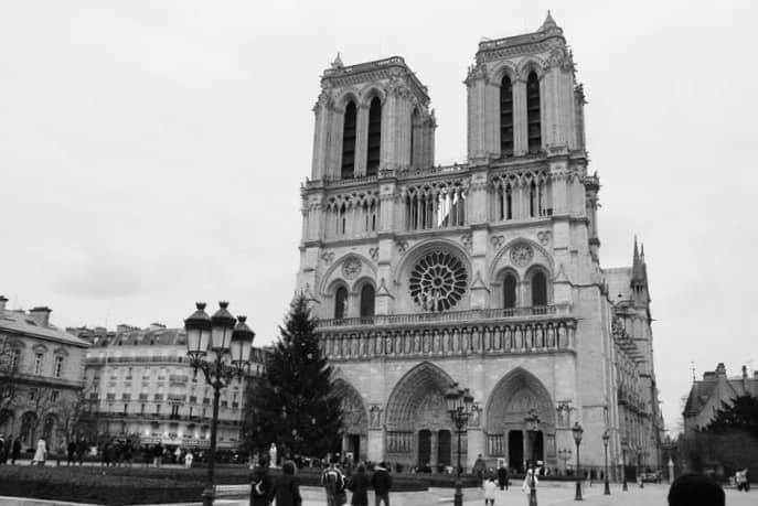 Locals shared their memories and photos of the historic Notre Dame on April 15, 2019 after hearing the gothic Parisian cathedral suffered serious damage after a fire.. (Image - Mandy Mattson)