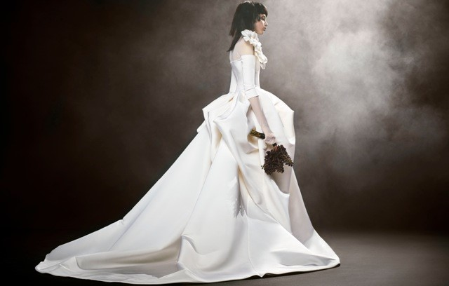 TREND #1: XL Ball Gowns (Vera Wang)