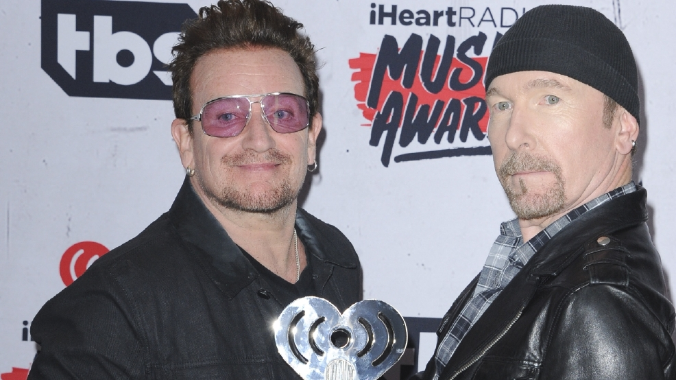 U2, Drake, Britney Spears to perform at iHeartRadio festival