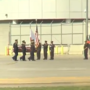 Remains of WWII veteran return home - 74 years later