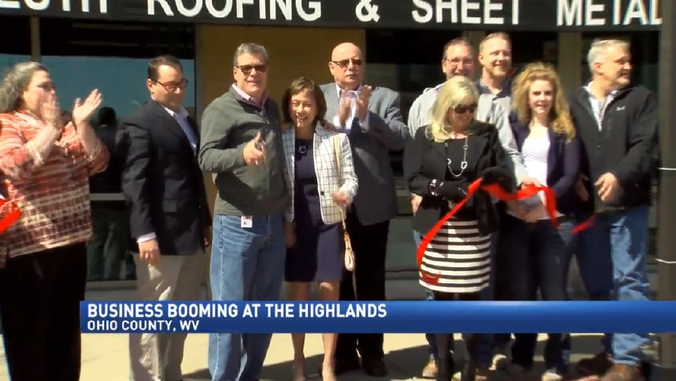 Another New Business Opens At The Highlands Wtov