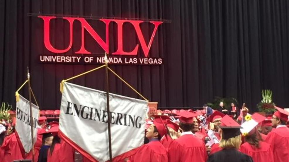 More than 3,000 students graduate from UNLV during spring commencement