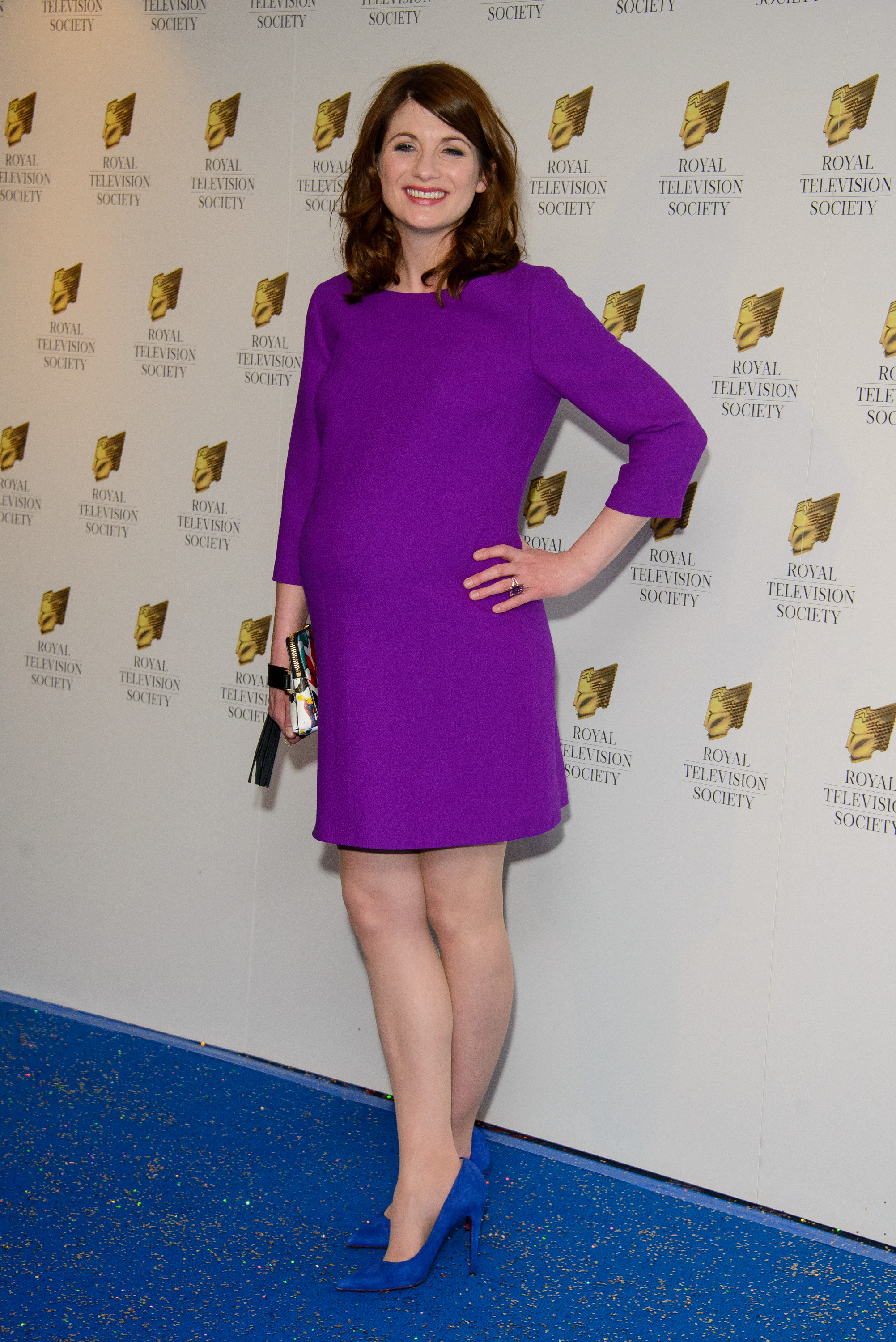 Royal Television Society Programme Awards - Arrivals                                    Featuring: Jodie Whittaker                  Where: London, United Kingdom                  When: 17 Mar 2015                  Credit: Joe/WENN.com