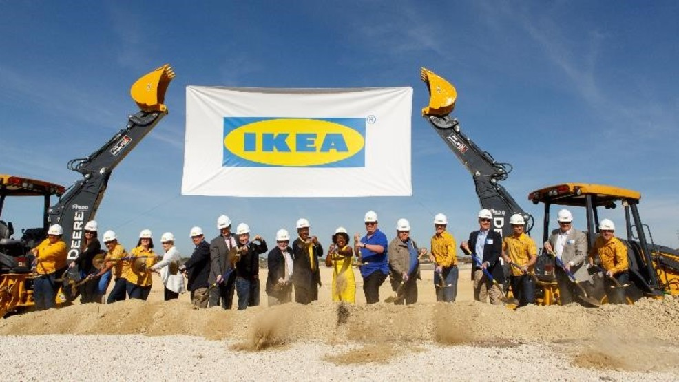 It 39 s almost here ikea breaks ground on new live oak store for Ikea san antonio
