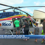 Flying medical station makes a stop in Amarillo