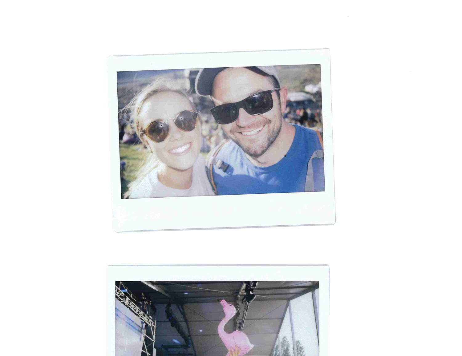 During the 2018 Sasquatch! Music Festival, our photographer Sy Bean brought along his Fujifilm Instax and snapped photos over the course of three days. We thought it would be fun to relive the weekend on film, so enjoy! (Sy Bean / Seattle Refined)
