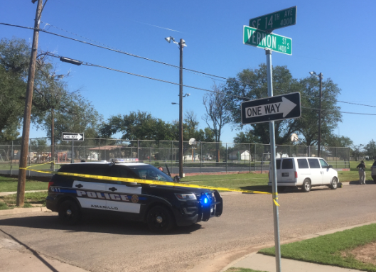 Amarillo police are investigating after a 17-year-old was shot at a park Monday afternoon. (Photo: Amarillo Police Department)<p></p>